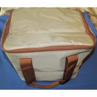 China TAN Insulated Large Cooler Travel Tote Bag Picnic Lunch Work-promotional cooler bag on sale