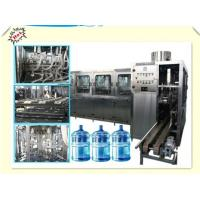 PET Bottle 5 Gallon Water Filling Machine for Mineral Water / Distilled Water Manufactures