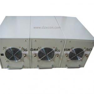50dBm Radio Frequency Bomb Jammer High Power Signal Jammer 640×400×400mm