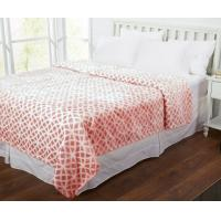 100% Polyester Super Soft Flannel Print Blanket For Home Bedding And Sofa for sale