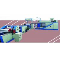 Plastic Extrusion Coating Lamination Machine For Woven Bag Making Manufactures