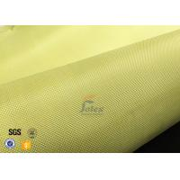 1500D 240g Bulletproof Kevlar Aramid Fabric For Vest / Helmet Production Manufactures