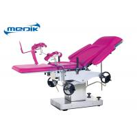 Manual Gynecology Examination Chair Parturition Table For Woman Manufactures