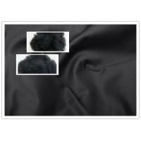 Regenerated Black Polyester Fiber For Spinning / Fabric 1.4 Denier / 1.55 Dtex Manufactures
