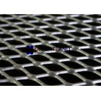 China Aluminum Expanded Metal Mesh Grating Catwalk High Strength Corrosion Resistance for sale