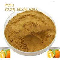 Citus Sinensis Extract Poly-Methoxylated Flavones / PMFs Powder 30% - 90% HPLC Manufactures