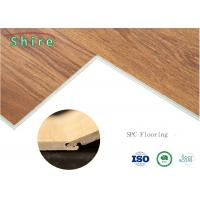Customized Design SPC Flooring Stone Plastic Composite Flooring With 4MM - 5MM Thickness Manufactures