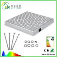 Hydroponic LED Panel Grow Light Red Color For Blooming / Flowering , US EU Standard Manufactures
