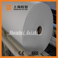 China Pure Natural Cotton Spunlace Nonwoven Fabric Roll High Tensile Strength on sale