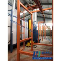 without Pollution Environmental Automatic Powder Coating Machine/Powder Coating Line Manufactures