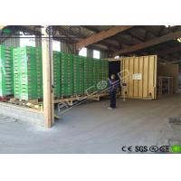 China Fresh Produce Mushroom Vacuum Cooling System Customized Color 1 - 24 Pallets on sale