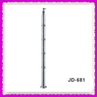 Stainless Steel Balustrade Railing (JD-681) Manufactures