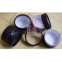 Cylindrical Cardboard Tube Box Container Kraft  Inside Aluminum