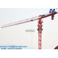 8T Topless Tower Crane QTZ80 (PT5515) 45m Working Height Price Manufactures