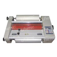 China Wide Format Thermal Laminating Machine , Roll To Roll Laminator 28Kg LW-360R/LW450R on sale