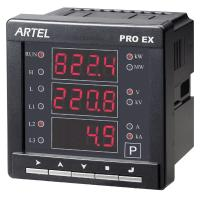 3 Phase Panel Meter For Active Manufactures