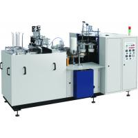 MG - X 35 Paper Bowl Making Machine , Automatic Paper Cup Production Machine Manufactures