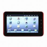7-inch Capacitive Touch Screen Tablet PC, Android 4.0 OS, 1GB RAM/4GB Hard Disk Capacity/HDMI ® Manufactures