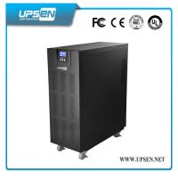 Factory Supplier Big LCD Display High Frequency Online UPS for Bank System Manufactures
