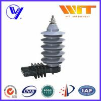 High Voltage Polymer Gapless Lightning Surge Arrester for Lightning Protection System Manufactures