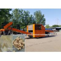 Rock Wool Foam Cutting Machine Glass Wool Foam Sponge EVA / EPS / EVE / XPS Shredder Manufactures