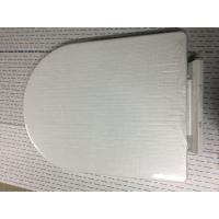 Quick Release D Shaped Toilet Seat Lid Scratch Resistance With Customized Packing Manufactures