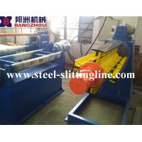 China Simple and cheap Steel Cutting and Slitting Line Machine on sale