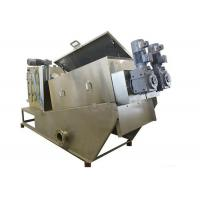 Multi Disc Plate And Frame Filter Press Operation For Agricultural And Fishery Community Manufactures