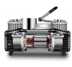 12 Volt 180W Metal Air Compressor Pump for Car With Nylon Bag Manufactures