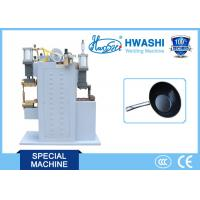 China Cookware 304 Stainless Steel Spot Welding Machine 42000 UF For Pot Handle on sale