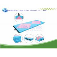 Multi Colors Folding Portable Exercise Gymnastics Mat Soft Playmat Kids Child Play foam Manufactures