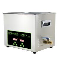 Automatic Digital Ultrasonic Cleaner Lighting Metal Tools Table Top Ultrasonic Cleaner Manufactures