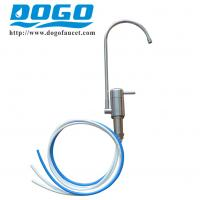 Stainless steel 3 pipe pressureless RO pure water faucet Manufactures