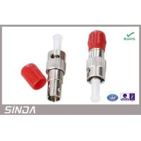 ST Fiber Optic Attenuator Female to Male Type from 1 to 30DB Manufactures