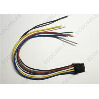 Molex 43025-0800 Electrical Wire Harness For Motor UL1007 20-26AWG 190 mm Length Manufactures