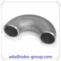 ASME A403 WPS TP304/304L Butt Weld Fittings Stainless Steel 180 Degree Elbow Manufactures