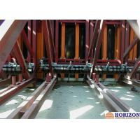 Buy cheap Heavy Duty One Sided Concrete Wall Forming Powder Coating Furface Crane Lift Shifting from wholesalers