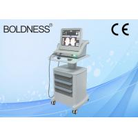 High Intensity Focus Ultrasound HIFU Beauty Machine For Face Lifting / Wrinkle Removal CE Manufactures
