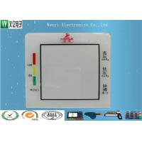 2mm Acrylic Overlay Capacitive Membrane Switch , Tactile Membrane Switch Pad Manufactures