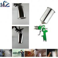 China New H827W HVLP Paint Spray Gun Green 1.4mm Nozzle 1000CC Metal Cup on sale
