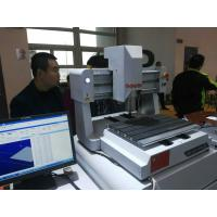 Buy cheap Steel Desktop CNC Router Machine With Mach 3 Controller For Advertising MDF / Wood from wholesalers