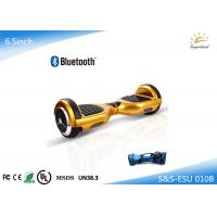 6.5inch two wheels electric skateboard with bluetooth and carrying bag Manufactures