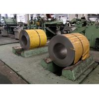 BA Finsh Cold Rolled Stainless Steel Coil Corrosion Resistance Manufactures