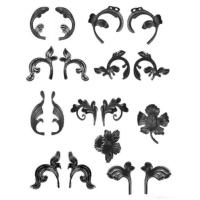 China Cast Iron Leaves on sale