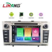 China Android 8.0  Avensis Toyota Car DVD Player With Multimedia Radio GPS on sale