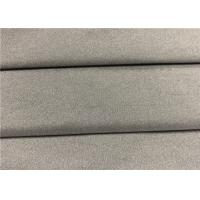 Quality Poly Cotton Trench Coat Fabric Coated Cotton Fabric 4/2 Right Twill For Autumn for sale