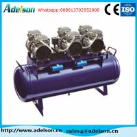 China dental oilless air compressor on sale