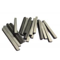 China High Toughness Standard Size Solid Carbide Blanks / Carbide Flat Blanks on sale