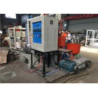 Compact Design Film Blowing Machine Extrusion Output 35 Kg/H With Fixed Die Head Manufactures