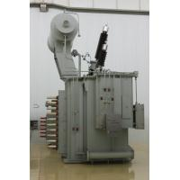 High-voltage Shell Type Transformer , Ladle Furnace Transformer 35kV 3200kVA Manufactures